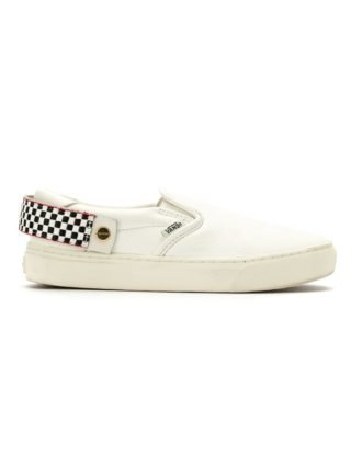 À La Garçonne '59 Cup Whisper' slip-on sneakers (wit)