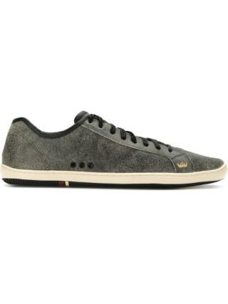 Osklen leather lace-up sneakers (Overige kleuren)