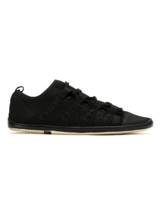 Osklen low top sneakers (zwart)