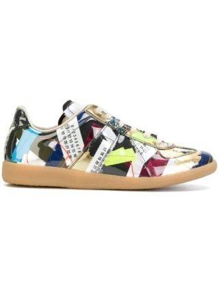 Maison Margiela patchwork Replica sneakers (multicolor)