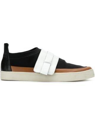 Gloria Coelho colorblocked sneakers (zwart)