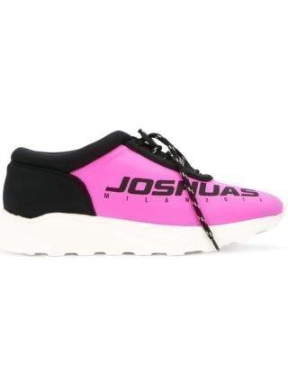 Joshua Sanders Racing sneakers - Pink & Purple