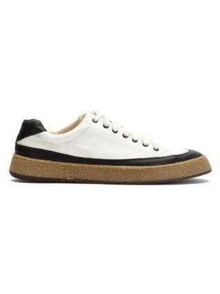Osklen panelled sneakers (wit)