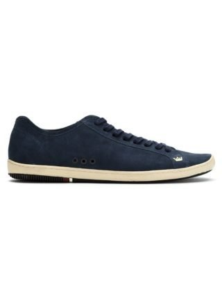 Osklen leather sneakers (blauw)