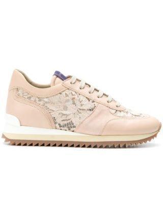Le Silla lace-panelled sneakers (Overige kleuren)