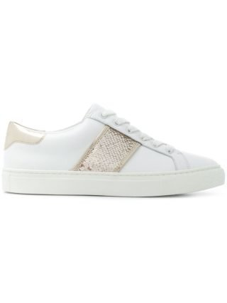 Tory Burch Carter sequin sneakers (wit)