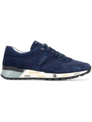 Baldinini classic low-top sneakers (blauw)