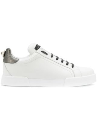 Dolce & Gabbana classic design sneakers (wit)