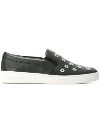 Michael Michael Kors Keaton slip-on sneakers - Black