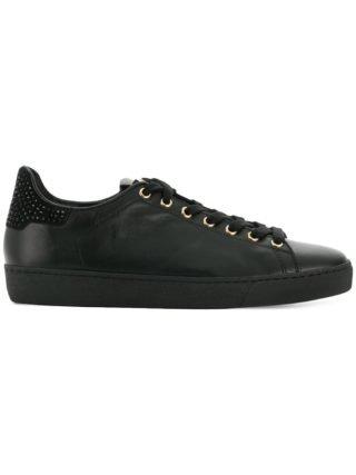 Hogl crystal-embellished sneakers (zwart)
