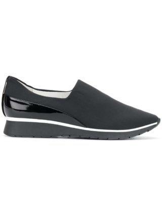 Hogl classic slip-on sneakers (zwart)