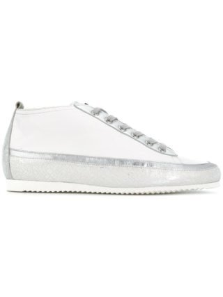 Hogl classic lace-up sneakers (wit)
