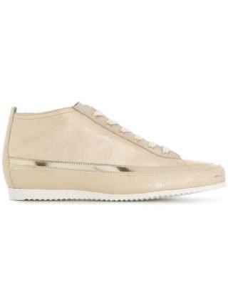 Hogl platform sneakers (zilver)