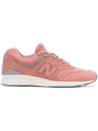 New Balance 697 sneakers - Pink & Purple