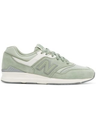 New Balance 697 sneakers - Green
