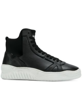 Just Cavalli lace-up sneakers (zwart)