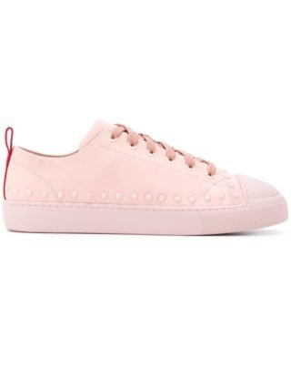 Moncler Linda sneakers - Pink & Purple