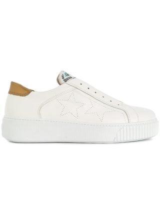 Tosca Blu rhinestone embellished sneakers (wit)