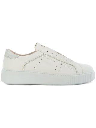 Tosca Blu sequinned slip-on sneakers (wit)