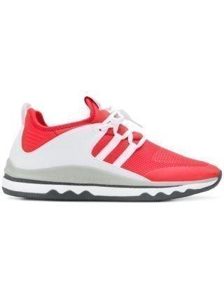 Armani Exchange low-top sneakers (rood)