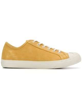 YMC lace-up sneakers (geel/oranje)