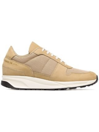 Common Projects Track Runner Vintage Sneakers - Nude & Neutrals