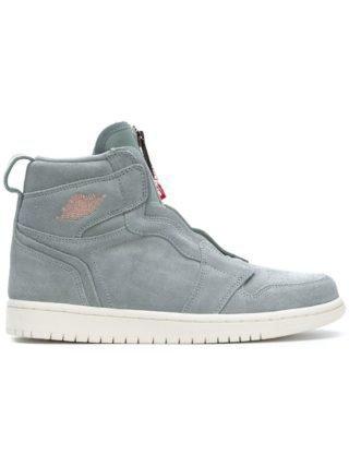 Nike Air Jordan 1 sneakers - Green