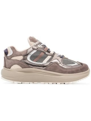 Eytys EYTYS JET TURBO IRON SNKR MLTI - Brown