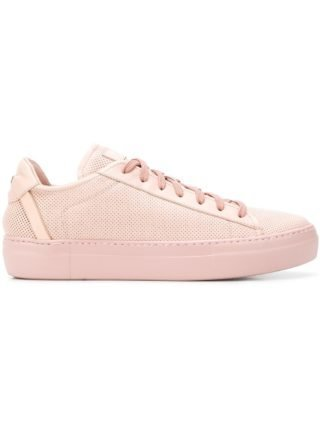 Fabi logo low-top sneakers (roze/paars)