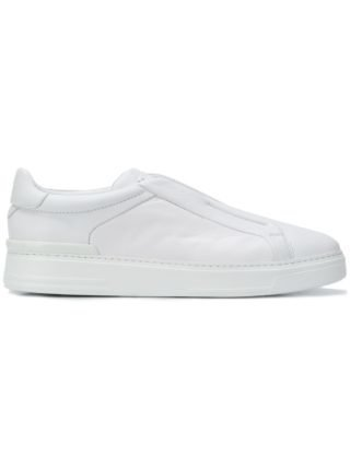 Fabi slip-on sneakers (wit)