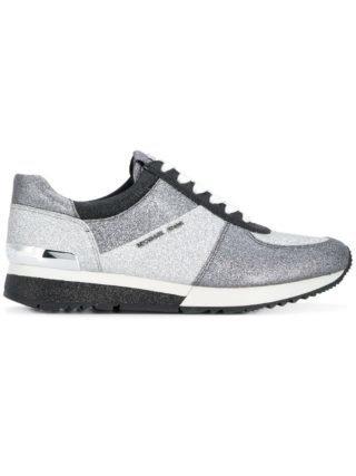 Michael Michael Kors Allie glitter sneakers - Black