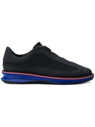 Camper Rolling slip-on sneakers (zwart)