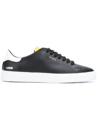 Axel Arigato contrasting detail sneakers (zwart)