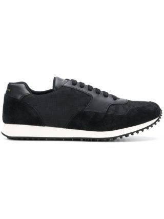 Car Shoe lace-up sneakers (zwart)