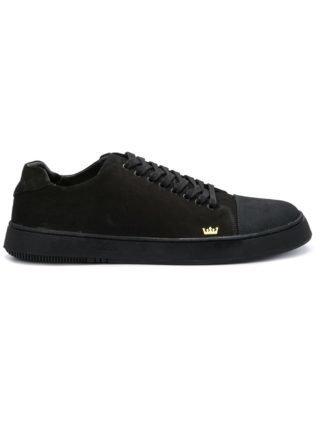 Osklen low-top sneakers (zwart)