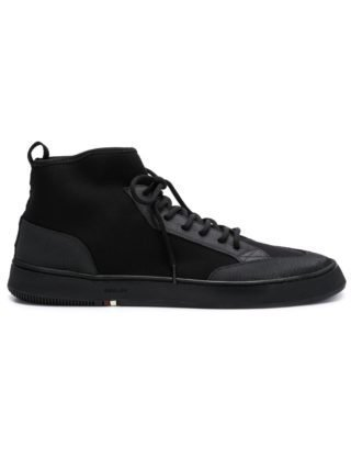 Osklen high-top sneakers (zwart)
