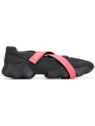 Camper Dub ballerina sneakers (zwart)