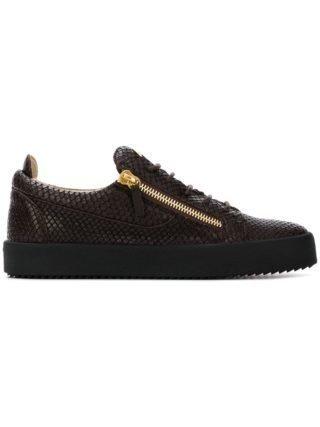 Giuseppe Zanotti Design Frankie sneakers - Brown