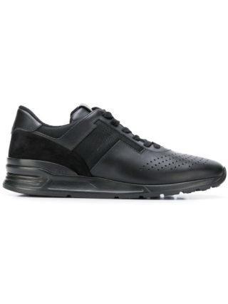 Tod's low top sneakers (zwart)