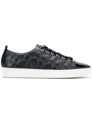 Hogl quilted sneakers (zwart)