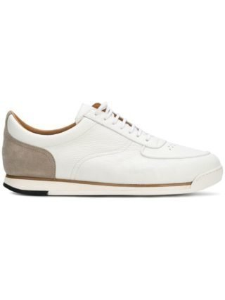 John Lobb Porth sneakers (wit)