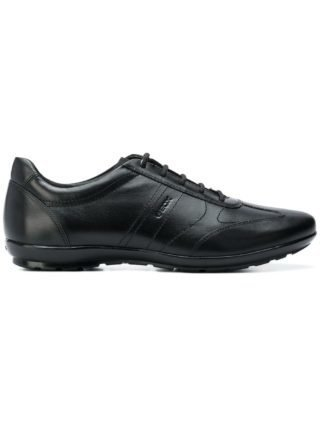 Geox Symbol casual sneakers - Black