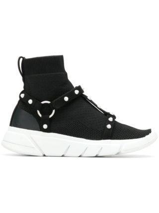 Kendall+Kylie Cage sneakers (zwart)