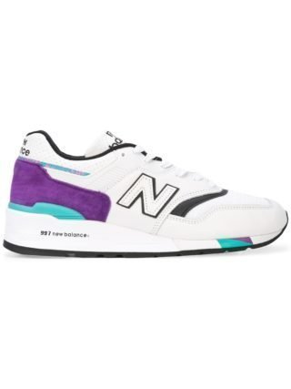 New Balance 997 low-top sneakers - White