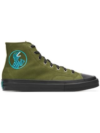 Ps By Paul Smith Lomax hi-top sneakers (groen)