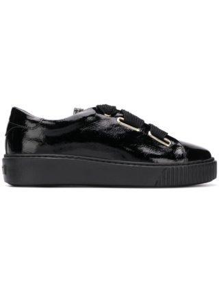 Tosca Blu lace-up platform sneakers (zwart)