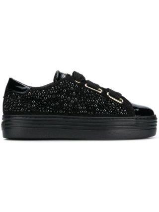 Tosca Blu platform sneakers (zwart)