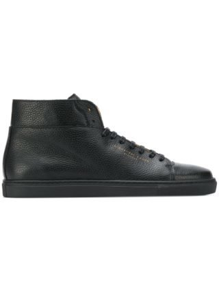 Alexander Laude Magic hi-top sneakers (zwart)