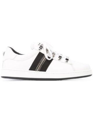 Balmain Esther low-top sneakers (wit)