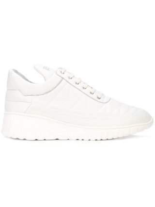 Filling Pieces low top Roots sneakers - White